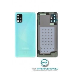 Back Cover Samsung A51 Bleu Service Pack
