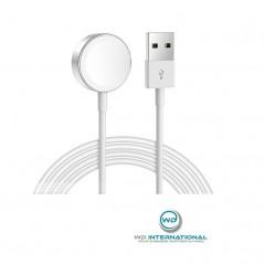 Chargeur à induction Hoco Pour Apple Watch 4/3/2/1 Blanc