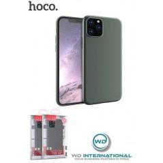 Coque Hoco Fascination Iphone 11 pro Vert nuit