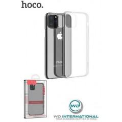Coque TPU Hoco Light Series Iphone 11 pro Max Transparent