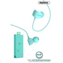 Écouteurs Remax RM-502 Bleu