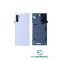 Back cover Samsung Note 10 Aura Blanc Service Pack