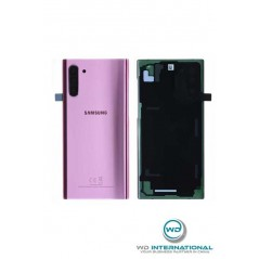 Back cover Samsung Note 10 Aura Rose Service Pack