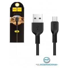 Câble Hoco X20 Micro USB Noir 1M