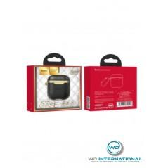 Boite de protection Airpods 1/2 Hoco WB10 Noir