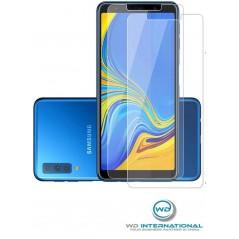 10 Verres trempés Samsung A7 2018
