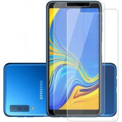 10 Cristal templados Samsung A7 2018