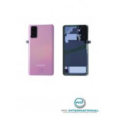 Back cover Rose Samsung S20 Service Pack