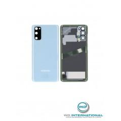 Back cover Bleu Samsung S20 Service Pack