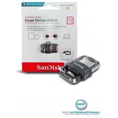SanDisk Ultra Dual Drive M3.0 32Gb- Micro USB / USB