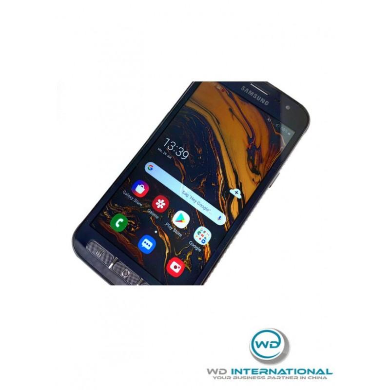 Téléphone Neuf Noir Samsung Xcover 4S 2019 Enterprise Edition