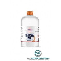 Lot de 10 Gel Hydroalcoolique 1L