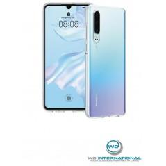 Coque Officiel Silicone Transparente Huawei P30