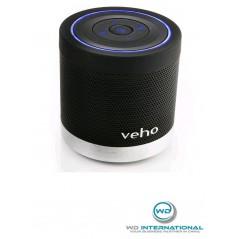 Enceinte Bluetooth Noire Veho M4 360°