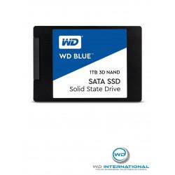 SSD Interne 1TB Bleu WD