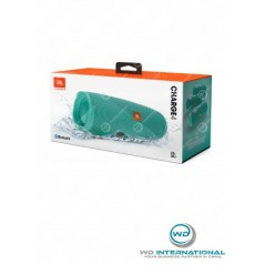 Enceinte Turquoise JBL Charge 4