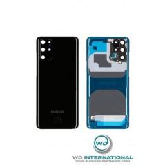 Back Cover Noir Samsung S20+ Service pack