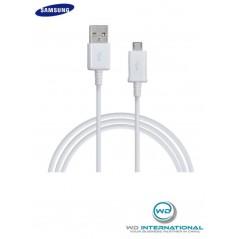 Câble Micro USB Blanc Officiel Samsung 1.20 mètre