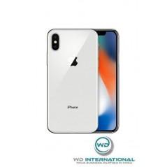 Téléphone iPhone X 64Gb Argent Grade B