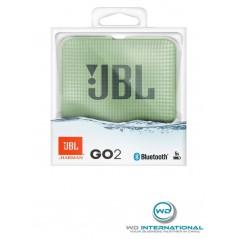 Enceinte bluetooth Vert Mint JBL Go 2