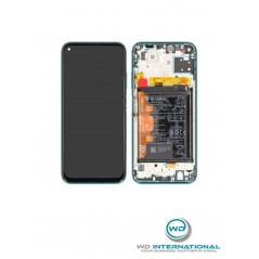 Écran Complet Origine constructeur Crush vert  Huawei P40 Lite