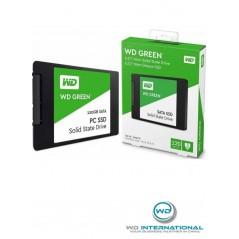 WD SSD Interne Vert 120Gb