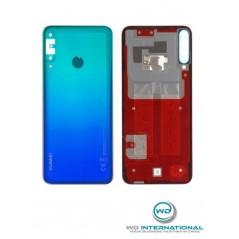 Back Cover Bleu aurore Origine constructeur Huawei P40 lite E