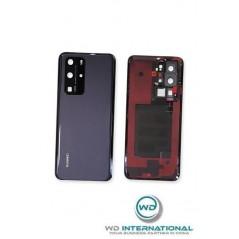 Back Cover Noir Origine constructeur Huawei P40 Pro