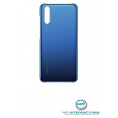 Coque officielle Color Case Bleu Huawei P20
