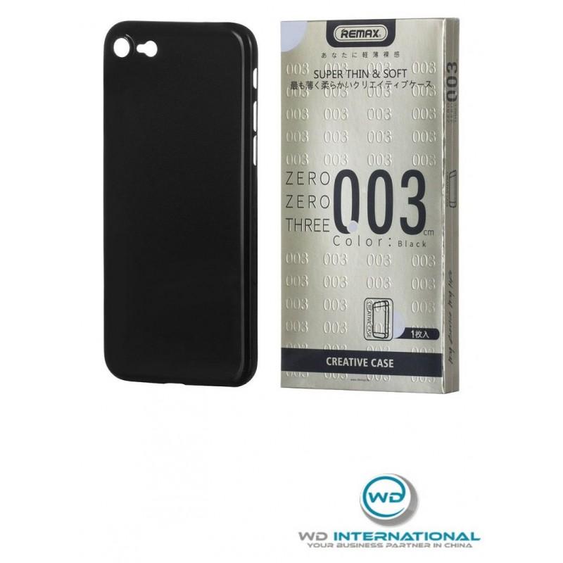 Coque Noire Remax Creative Case iPhone 7