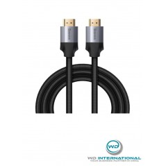 Câble Baseus HDMI v2.0 4K@60Hz 2m Noir