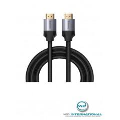Câble Baseus 4K HDMI vers HDMI 3m Gris