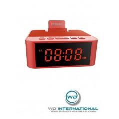 Radio Réveil Rouge 1800 mAh Dudao Y5