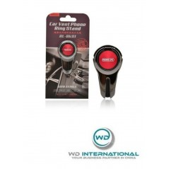 Support Voiture Rouge - Bague Air Vent Remax