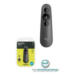 Logitech Laser de présentation Télécommande Bluetooth-RF Graphite