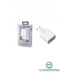 Adaptateur secteur USB Type C 18w Blanc Remax