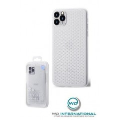 Coque Remax Breathable Series RM-1678 iPhone XS Max Argent