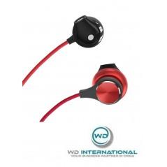 Écouteurs sans fil Bluetooth Rouge - Dudao