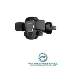 Support de téléphone pour voiture Noir - Wk Design