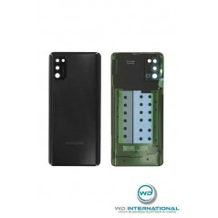 Back Cover Negro Samsung A41 Service pack