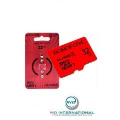 Carte micro SDHC Borophone 32GB
