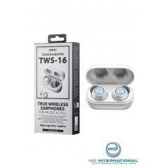 Écouteurs Bluetooth Blanc - Remax