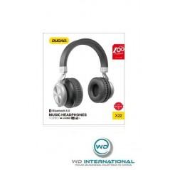 Casque Bluetooth - Noir - Dudao X22