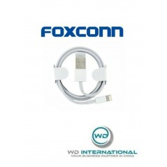 Câble Lightning Blanc Foxconn - MD819 2M