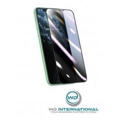 Verre Trempé Baseus 0.25mm Full pour iPhone XR / 11 Noir (SGAPIPH61S-HC01)