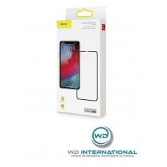 Verres Trempés x2 Baseus 0.3mm Anti-Lumière Bleue Full iPhone 11 Pro Noir (SGAPIPH58S-KD01)