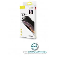 Verres Trempés x2 Noir Full iPhone X / XS / 11 Pro (SGAPIPH58S-WC01)