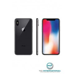 Teléphono iPhone X 64Gb Negro Grado A