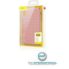 Coque Rose Baseus BV 2nd Generation iPhone X (WIAPIPH61-BV03 / WIAPIPH61-BV04)