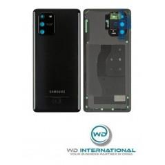 Back Cover Noir Samsung S10 Lite Service Pack